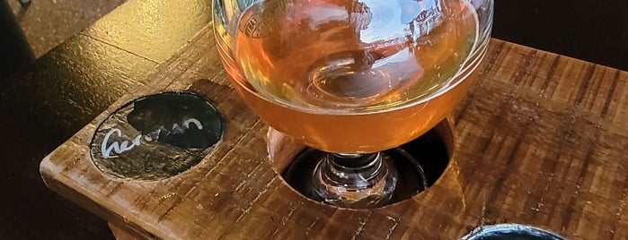 From The Earth Brewing Company is one of Roswell.