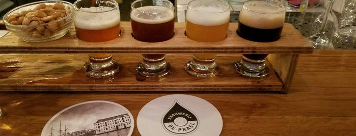 Brouwerij de Prael is one of [To-do] Amsterdam.