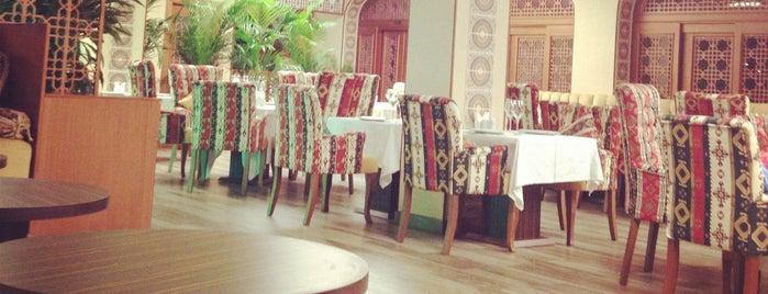 Salam Aleykum is one of Baku.