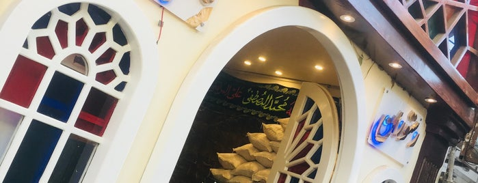 Baghcheh Traditional Restaurant | رستوران سنتی باغچه is one of Noraさんの保存済みスポット.