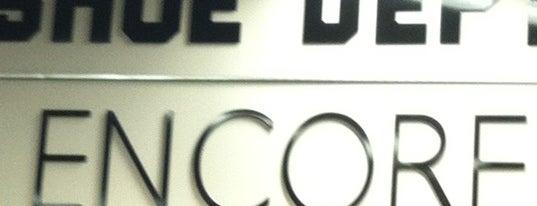 SHOE DEPT. ENCORE is one of Cece's Places-2.