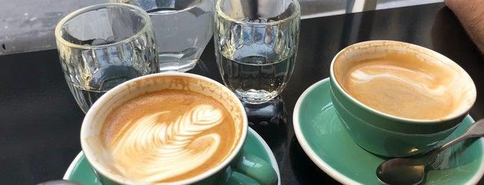 Cuppa Café is one of 블루씨 님이 좋아한 장소.