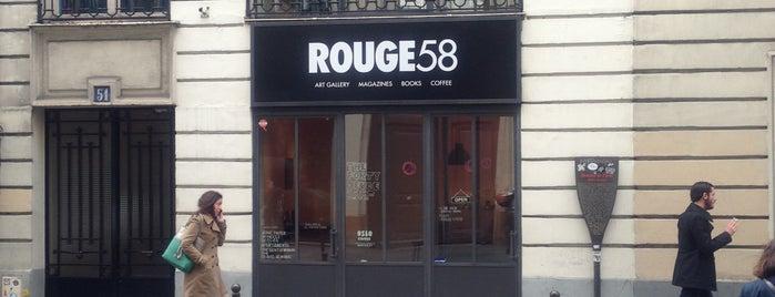 Rouge58 is one of Posti salvati di Dis-moi.