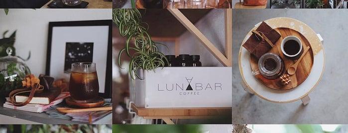 Lunabar Coffee is one of Chili'nin Kaydettiği Mekanlar.