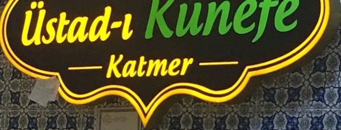 Üstadı Künefe is one of Damak Tadı.