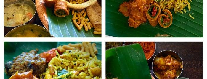 Chennai Tiffins is one of Organic LA.