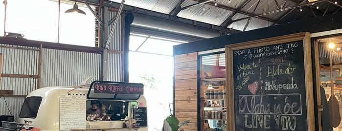 Warehouse 3540 is one of Kauai.