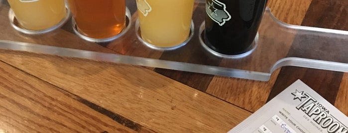 Iowa TapRoom is one of DES MOINES.