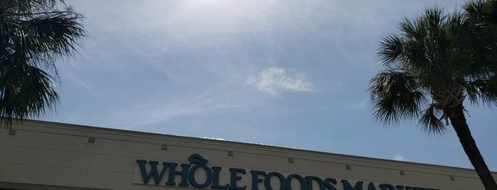 Whole Foods Market is one of Clearwater.