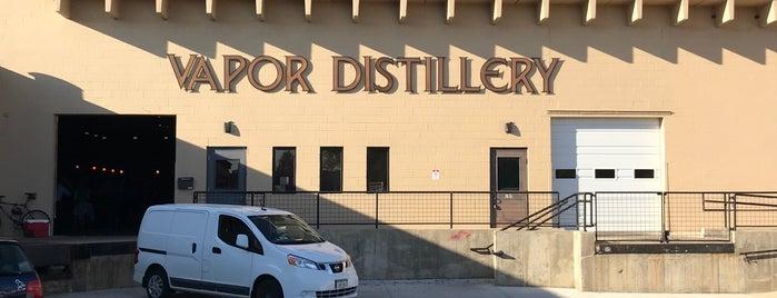 Vapor Distillery is one of Great Spots.
