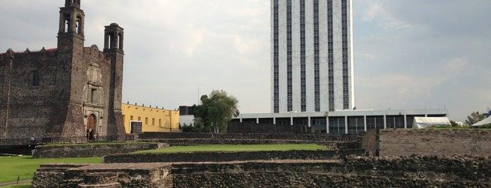 Plaza de las Tres Culturas is one of Ciudad de México y alrededores.