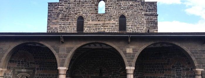Meryemana Süryani Kadim Kilisesi is one of Guneydogu Gezisi 2 gun.