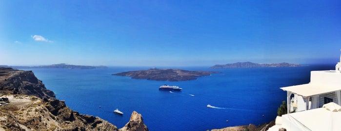 Santorini Caldera is one of Around The World: Europe 4.