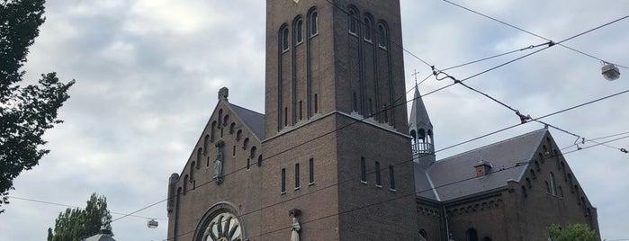 Franciscus Xaverius Kerk is one of Amsterdam.
