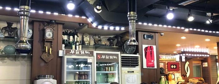 부일갈비 is one of Korean.