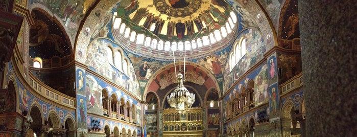 "Catedrala Mitropolitană ""Sfânta Treime"" is one of Romania 2014."