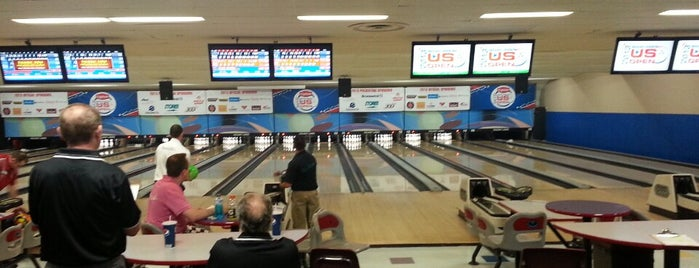 Holiday Lanes is one of Columbus Area Bowling Alleys.