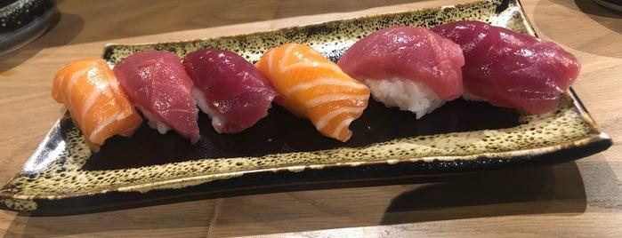 Sakai is one of Sushi 🍣.