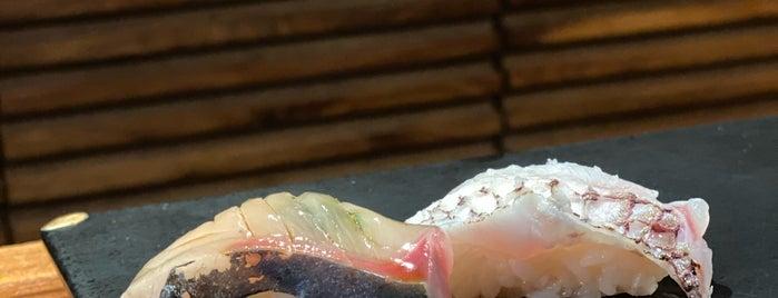 Sushi Iwashi is one of CDMX - Rest.