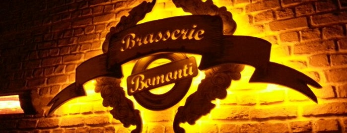 Brasserie Bomonti is one of Ankara's Best Bars - 2013.