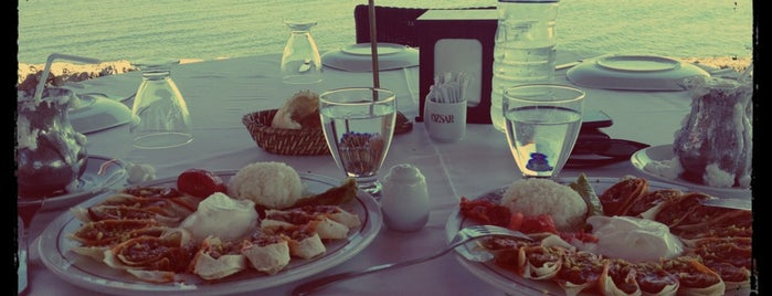 Özsar Restaurant is one of Gözönü.
