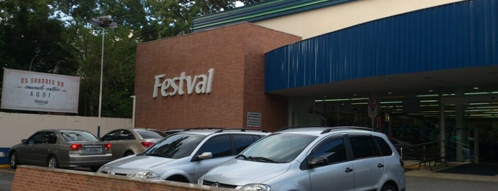 Festval is one of Shopping,Lojas e Supermercados.