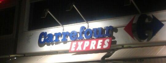 CarrefourSA Süper is one of Posti che sono piaciuti a trauM.