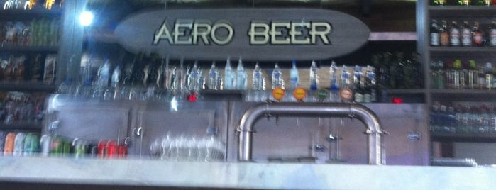 Aero Beer is one of Orte, die Patricia gefallen.