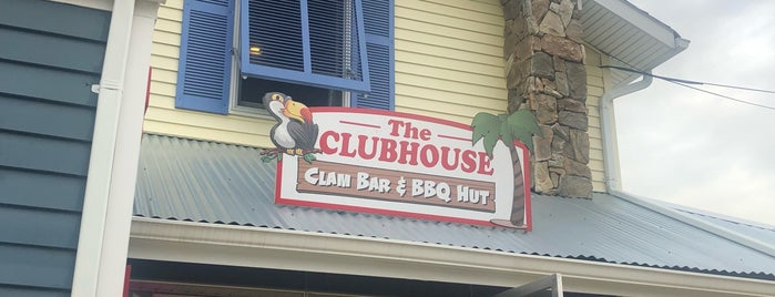 The Clubhouse is one of Long Island Spots.