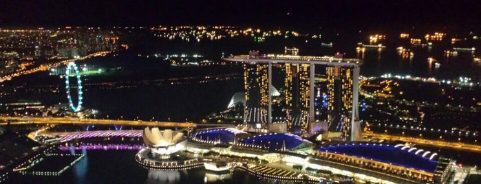 1-Altitude is one of Guide to Singapore's best spots.
