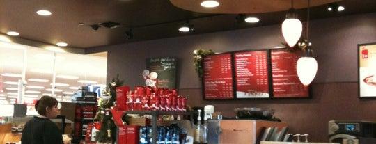 Starbucks is one of Tempat yang Disukai Anna Paige.