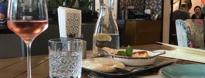 Італієць із Бейрута is one of Dinner.
