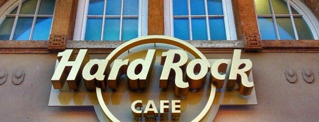 Hard Rock Cafe is one of Hamburg 2014.