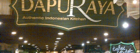Dapuraya is one of Indonesia.