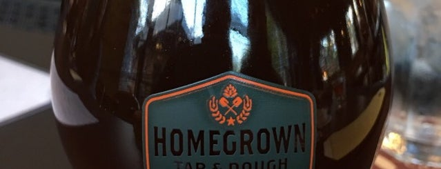 Homegrown Tap and Dough is one of Denver.