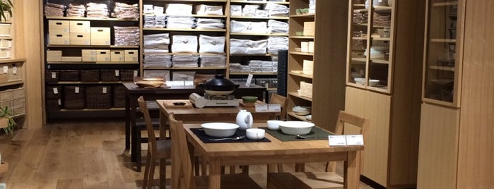 MUJI is one of popeo.guide.tokyo.