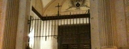Parroquia de Nuestra Señora del Carmen y San Luis is one of Janete 님이 좋아한 장소.