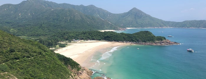 Tai Long Wan Beach is one of Hong Kong m.