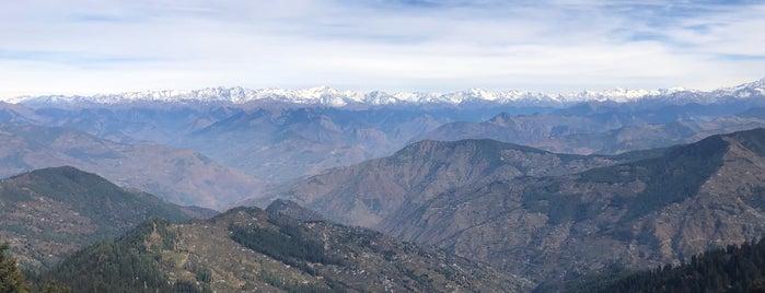 Hatu Peak is one of India North.