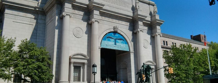Museo Americano de Historia Natural is one of NYC Beat.