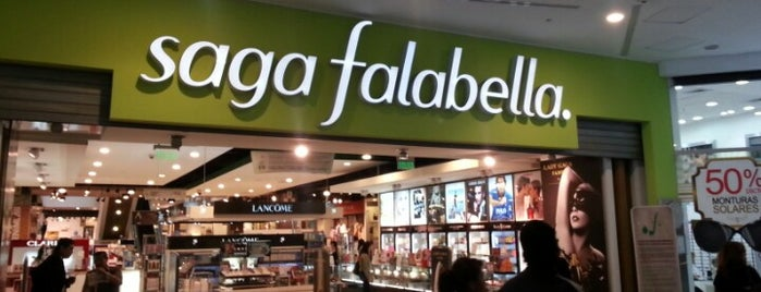 Saga Falabella is one of Paolaさんのお気に入りスポット.