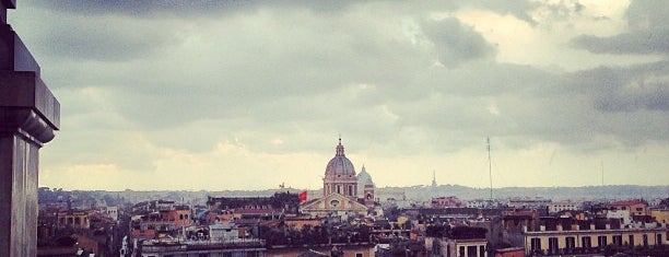 Piazza della Trinità dei Monti is one of Rome / Roma.