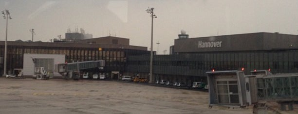 Hannover Havalimanı (HAJ) is one of Airports.