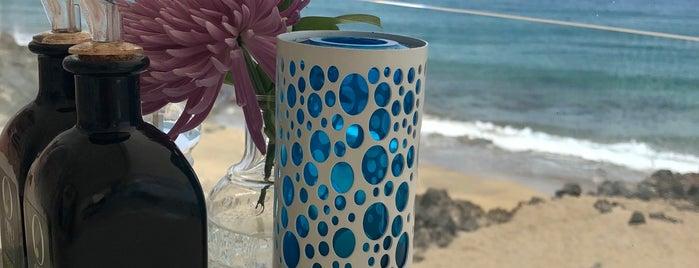Lani's Beachfront Suites de Luxe is one of Lanzarote.