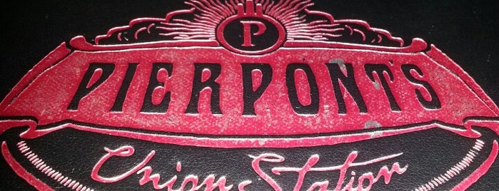 Pierpont's is one of Kansas City.