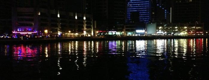 Dubai Marina Walk is one of Abu Dhabi & Dubai, United Arab emirates.