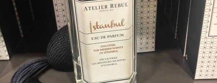Atelier Rebul is one of Gulin : понравившиеся места.