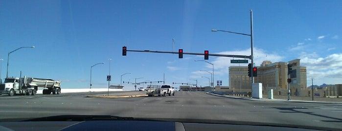 Vegas Freeway is one of las vegas.