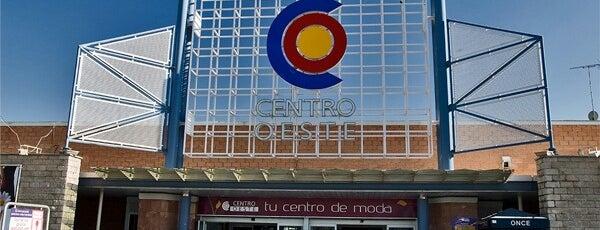 C.C. Centro Oeste is one of Lugares favoritos de Silvia.