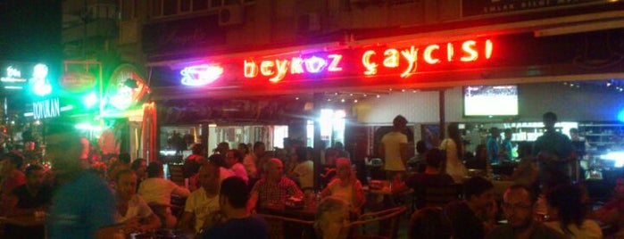 Beykoz Çaycısı is one of Lugares favoritos de derya.